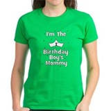 Birthday Boys Mommy T-Shirt