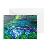 Forget Me Not Greeting Cards (Pk of 10)