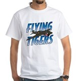 Flying Tiger t-shirt (2-sided)