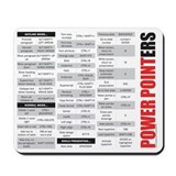 PowerPointers keyboard shortcuts Mousepad