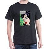 I can't believe, pop art girl T-Shirt