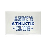 Andy Rectangle Magnet (10 pack)