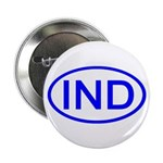 India - IND Oval Button
