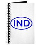 India - IND Oval Journal