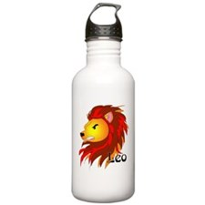 Whimsical Leo Water Bottle