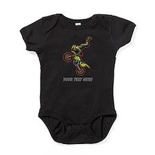 Motocross Jump Baby Bodysuit