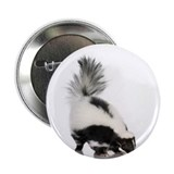 "moufette skunks 2.25"" Button"
