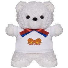 Personalized Halloween Teddy Bear