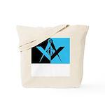 Masonic Rectangle Tote Bag