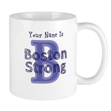 B Boston Strong Blue - Per... Mug