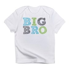 Sketch Style Big Bro Infant T-Shirt