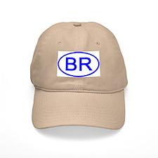 Brazil - BR Oval Hat