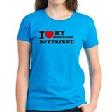 I love My Pole Vault Boyfriend T-Shirt