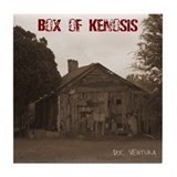 Box of Kenosis Tile Coaster