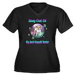 Mans Best Friend Jr. Football T-Shirt