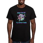 Alaskan Malamute Jr. Football T-Shirt