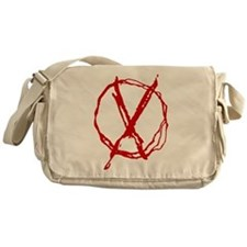 Operator Symbol Messenger Bag