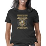 I Heart V Jr. Football T-Shirt