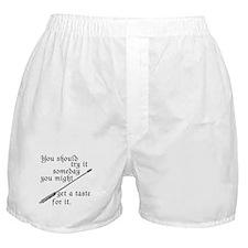 Tasty Boxer Shorts