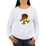 Rasta smoke Long Sleeve T-Shirt