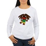 Rasta beat Long Sleeve T-Shirt