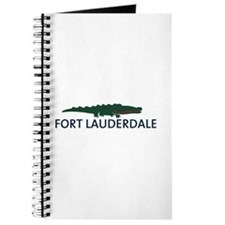 Fort Lauderdale - Alligator Design. Journal