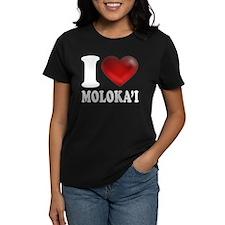 I Heart Molokai T-Shirt
