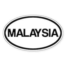 Malaysia Decal