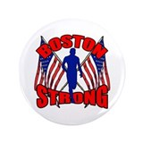 "Boston Strong 10 3.5"" Button (100 pack)"
