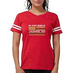 Honey Badger is Cute Jr. Football T-Shirt