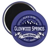Glenwood Springs Midnight Magnet