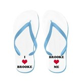 Brooke Love Flip Flops