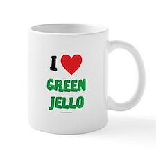 I Love Green Jello - LDS Clothing - LDS T-Shirts M