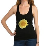 Sunflower Elegant Racerback Tank Top