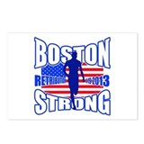Boston Strong Retribution Postcards (Package of 8)