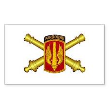 18th Field Artillery Brigade Decal