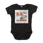burrito copy.jpg Baby Bodysuit