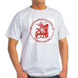 chariotracingred T-Shirt
