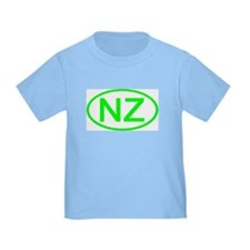 New Zealand - NZ Oval T