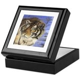 Daddys Tiger Keepsake Box