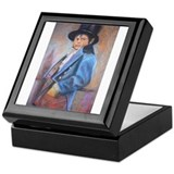 Cute Oliver Keepsake Box