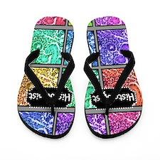 histologist flip flops 3 Flip Flops