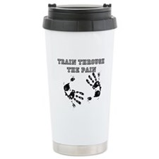design dark Travel Mug