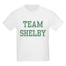 TEAM SHELBY  Kids T-Shirt