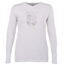 FOXY 50 YR OLD Women's Long Sleeve Shirt (3/4 Sleeve)