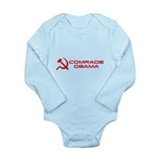 Comrade Obama Body Suit