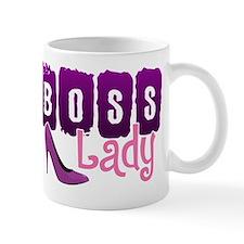 Boss Lady Small Mugs