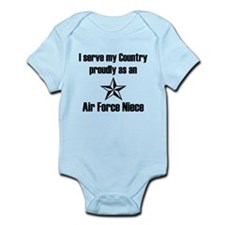 AF Niece Serve Proudly Body Suit