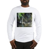 Sunny Alcove Morning Long Sleeve T-Shirt