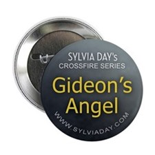 "Gideons Angel 2.25"" Button"